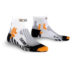X-Socks Evo Run Socks Men White/Black